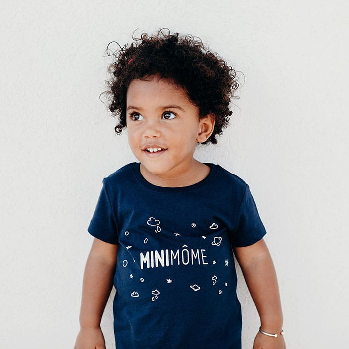 Family Concept Store tshirt fille minimome