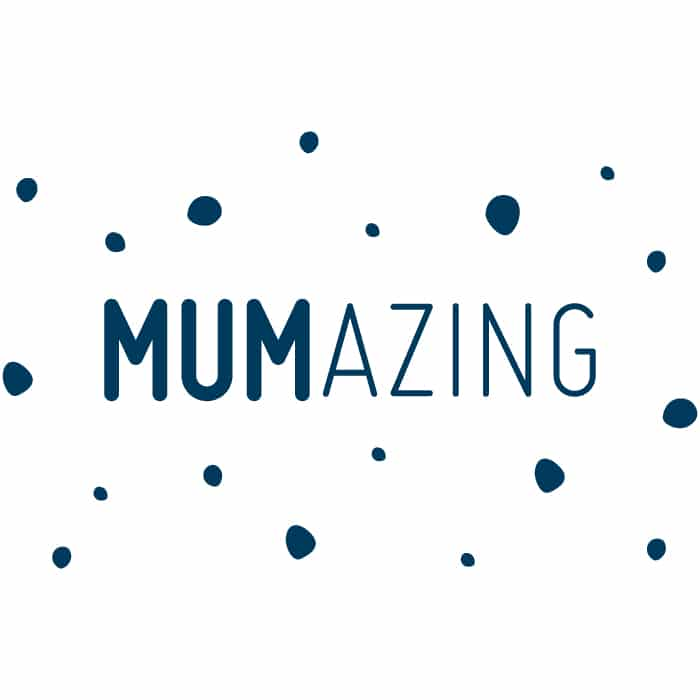 Mumazing mum amazing Logo Beaming Lab